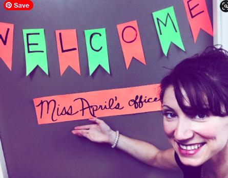 Ms. Aprils Page