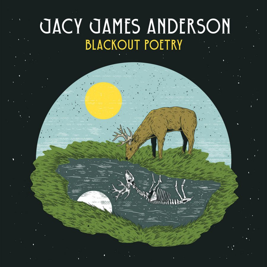 Jacy James Andersons excellent first album can be heard on Spotify.