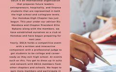 DECA: Business Club